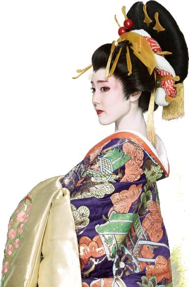 花魁道中 芝居を観る Edo Wonderland 日光江戸村